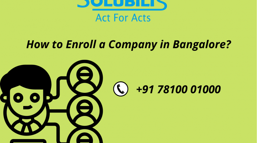 How To Enroll a Company In Bangalore?